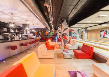 Bars Hotel Spa Princesa Parc
