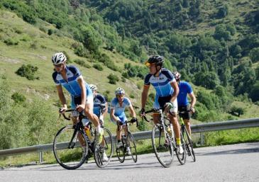 cyclisme andorra