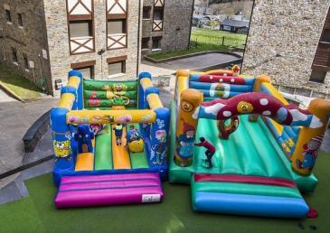 Atividades infantis Hotel Spa Princesa Parc