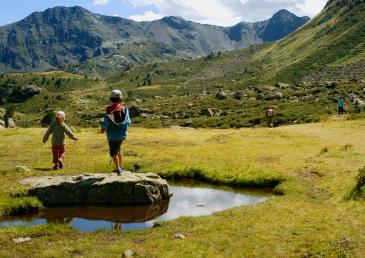 Caminhada Andorra