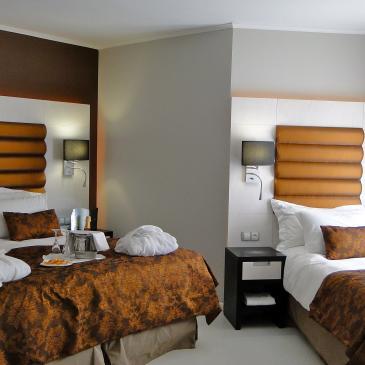 habitación triple hotel spa princesa parc